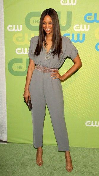 Who else dresses like you: Tyra Banks
