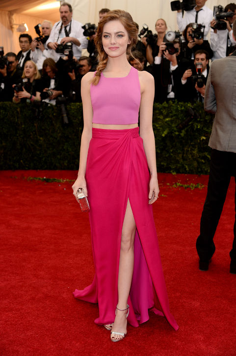Who else dresses like you: Emma Stone