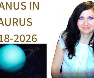 URANUS IN TAURUS 2018-2026 IMPACT ON US